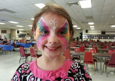 face-painted-butterfly