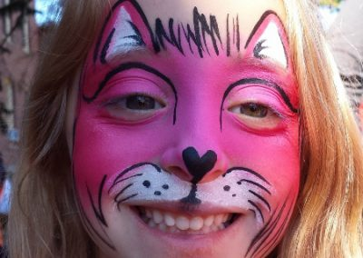 Face Painting- Cat (450x800)