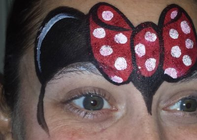 Face Painting- Minnie Mouse (450x800)