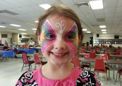 Face Painting- Rainbow butterfly (800x600)