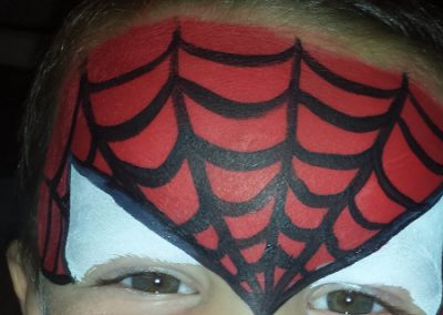 Face Painting- Spiderman (450x800)