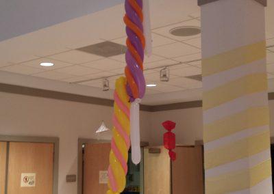 Lollipop Balloon