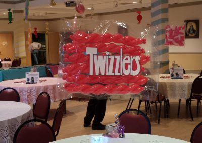 Twizzlers Balloon