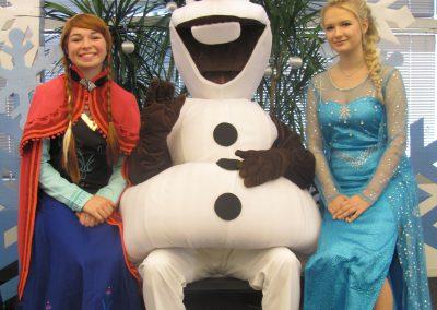Costume Characters