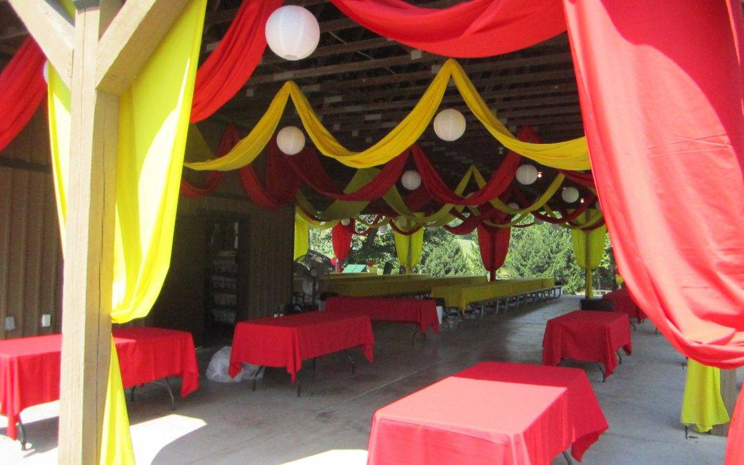 Site Decorating